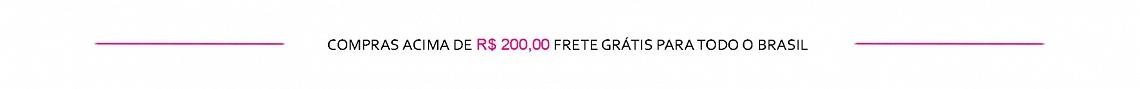 Frete Grátis 200,00